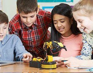 STEM school admissions prep